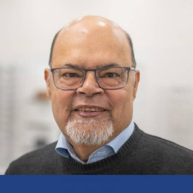 Cedric De Souza, Founder and Optometrist.